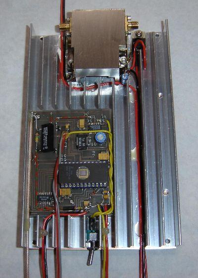 Mastgehäuse mit Bakenbaustein MKU24LO von Kuhne electronic