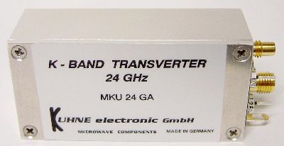 MKU 24 GA   K-Band Transverter