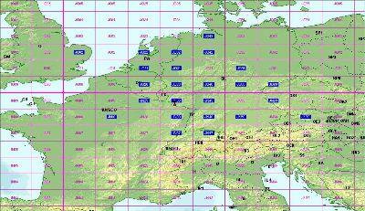 QTH-Felder auf 10 GHz