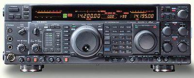 YAESU FT-1000 MARK-V