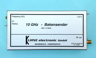 MKU 10 Bake - 10368.957MHz - 200mW RF Qutput